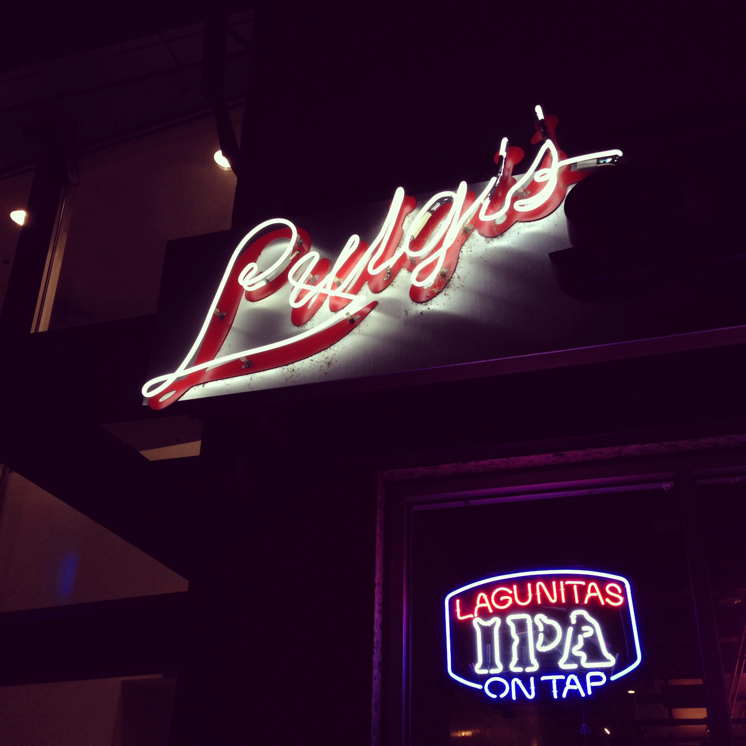 Luigi's Pizza and Fungarden final show (May 17 2014)