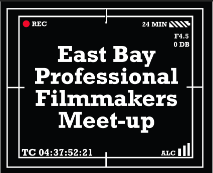 East Bay Professional Filmmakers Meet-up logo