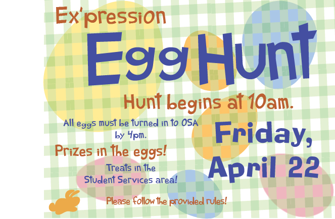 Egg Hunt - 4/22 at 10am