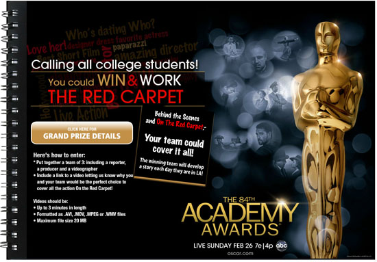 On the Red Carpet Contest Image