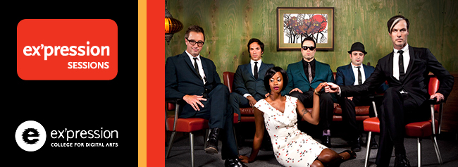 RSVP for Fitz & The Tantrums Ex'pression Session