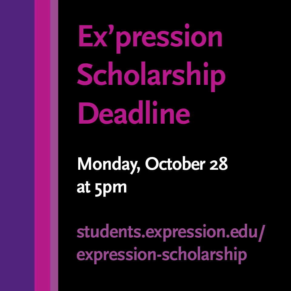 expression-scholarship-dl-10-28_fb