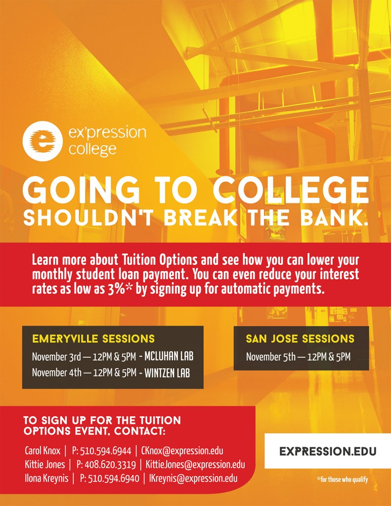 Ex'pression Tuition Options-NEW