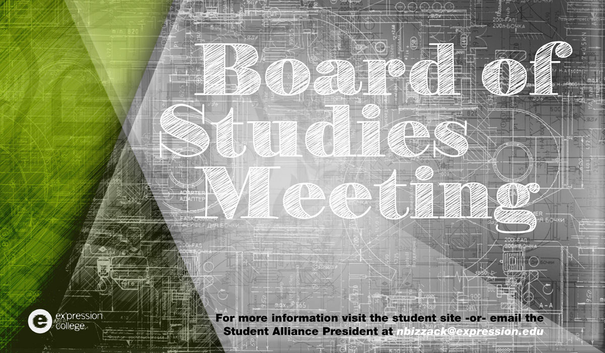 Board of Studies Slide
