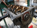 Crankshaft in service