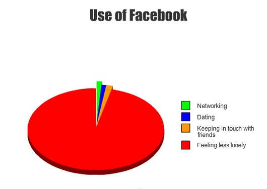 Reasons Why People Use Facebook » Digital DAting