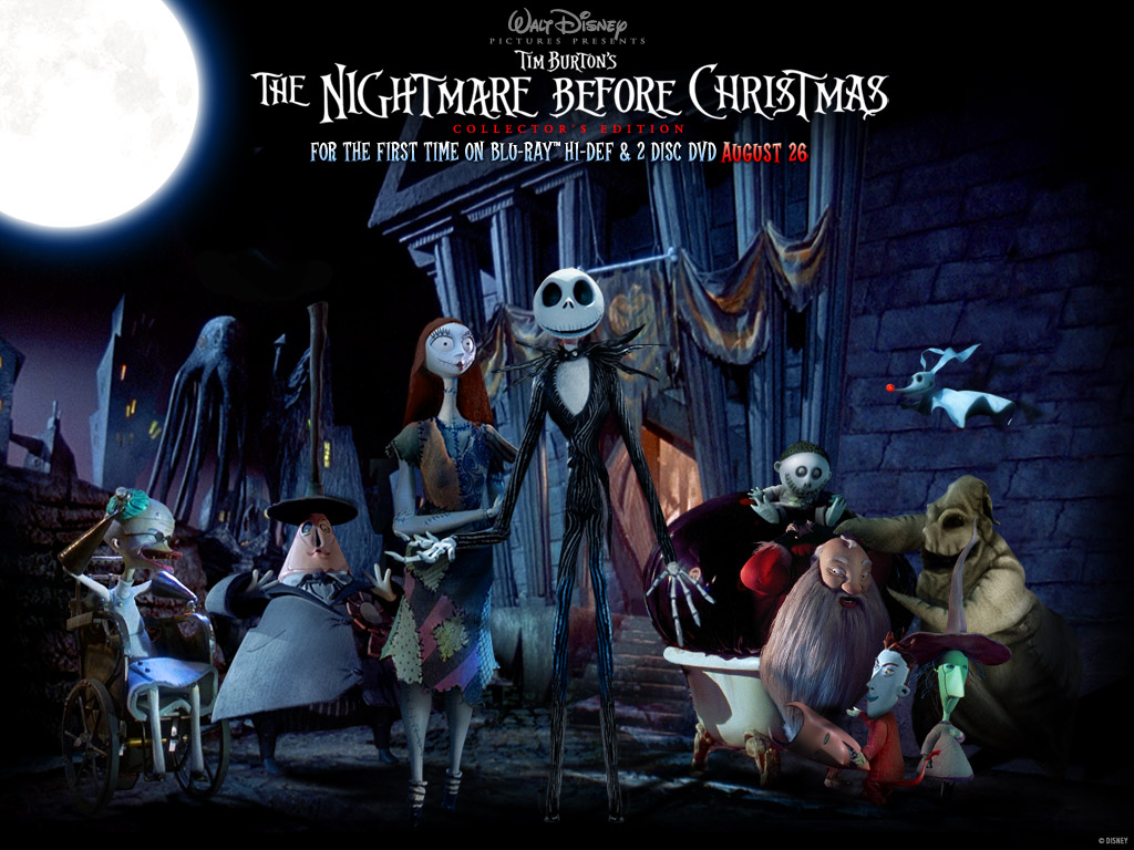 The Nightmare Before Christmas | Claymation