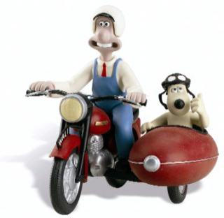 Wallace  Gromit  Claymation