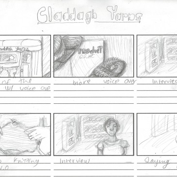 STORY BOARD |Pitch Project