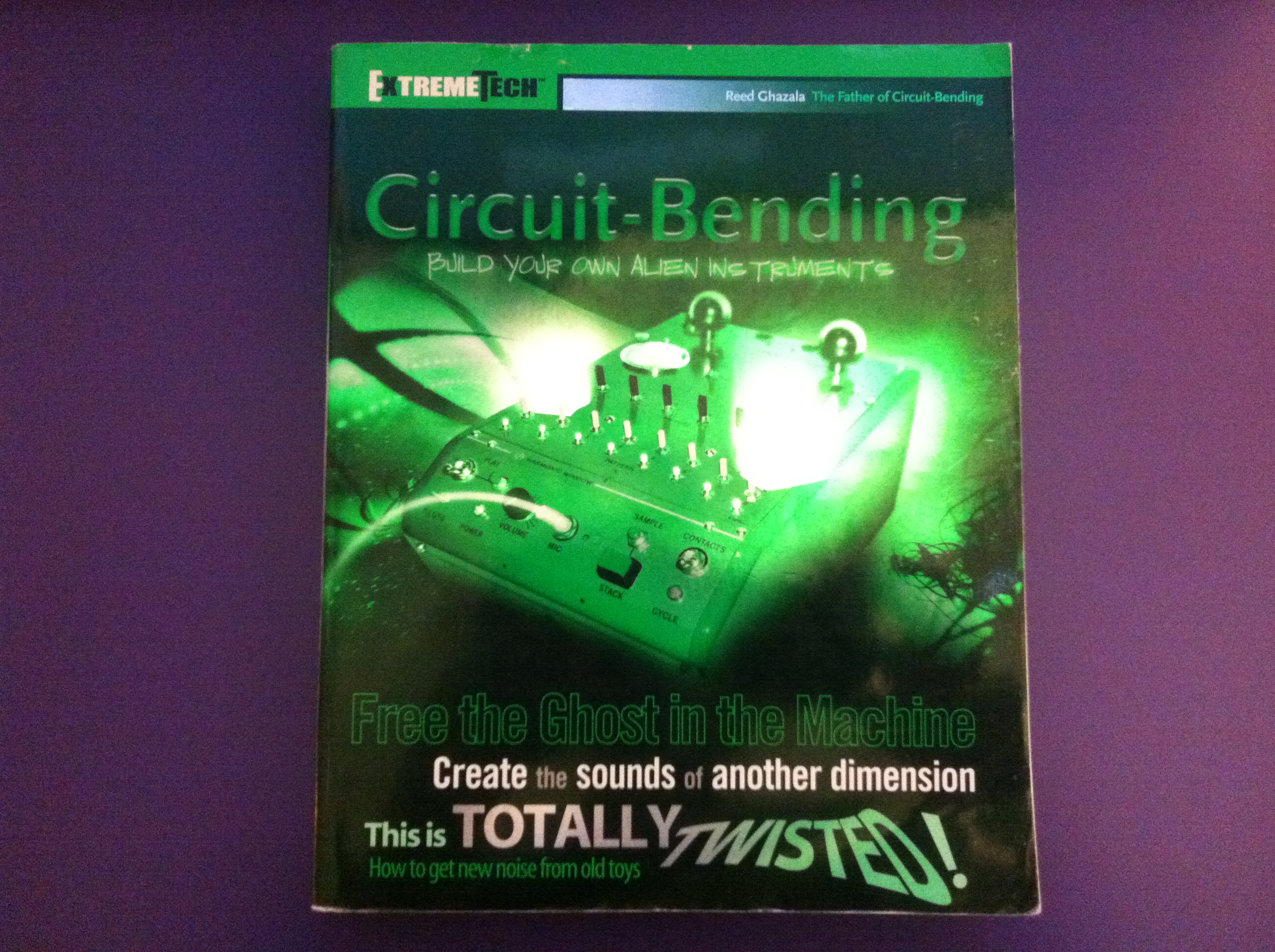 Bend A Blog Dedicated To The World Of Circuit Bending Page 3 Furbycircuitbendingjpg Reed Ghazalas Book On
